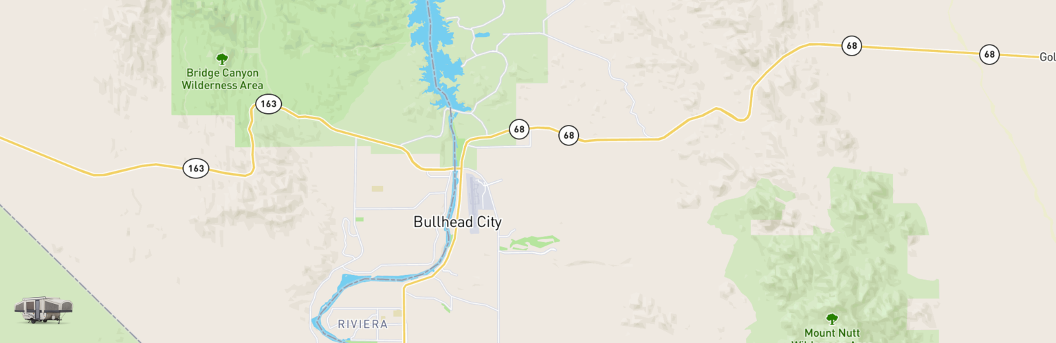 Map Of Arizona Bullhead City.Pop Up Rental Bullhead City Az Compare Rates Reviews