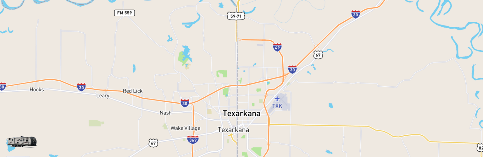 Travel Trailer Rental Texarkana, AR - Compare Rates & Reviews