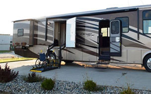 Wheelchair Accessible RV Rentals
